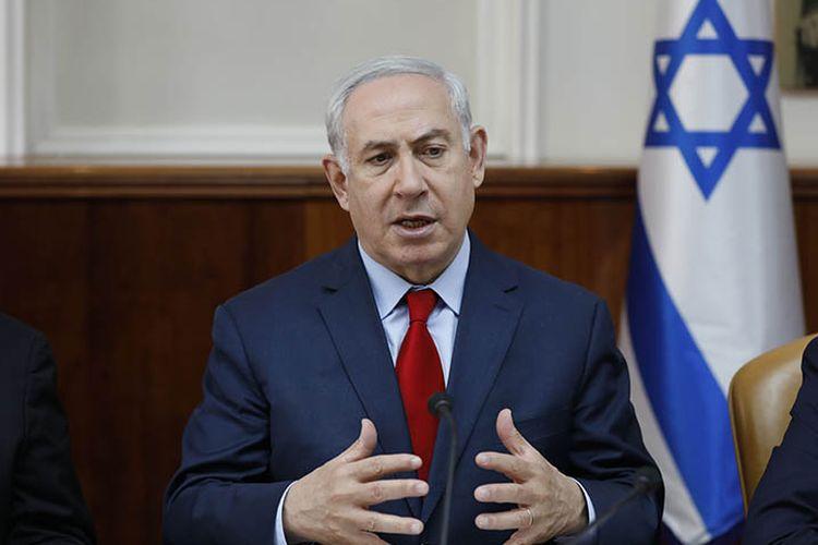 Perdana Menteri Israel Benjamin Netanyahu melihat jumlah negara yang menentang rancangan resolusi Majelis Umum PBB sebagai hal baik.