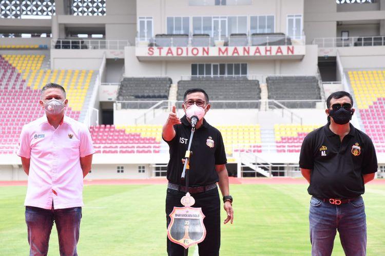 Pindah ke Stadion Manahan, Bhayangkara Solo FC Ingin Majukan Persepakbolaan Setempat