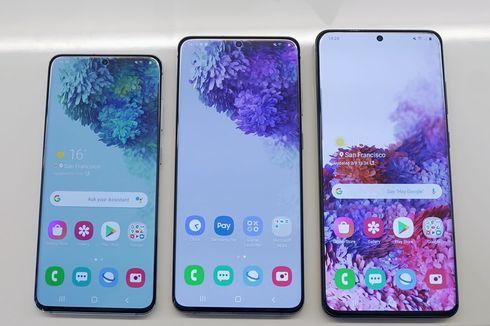 Samsung Rilis Update untuk Perbaikan Kamera Trio Galaxy S20 di Indonesia