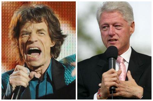 Steve Bing Meninggal, Mick Jagger dan Bill Clinton Ucapkan Belasungkawa