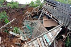 Longsor di Banjarnegara, 1 Warga Tewas, 2 Rumah Hancur