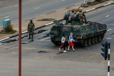 Jenderal yang Terkenal karena Umumkan Kudeta di Zimbabwe Meninggal karena Covid-19