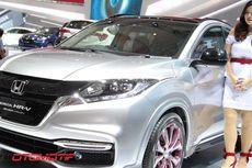 Sejoli Honda Kuasai Pasar LSUV