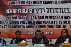 Ini Penjelasan KPU Papua Barat soal Suara Prabowo-Hatta Nol di Puluhan TPS