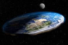 8 Hal Aneh yang Akan Terjadi jika Planet Bumi Itu Datar