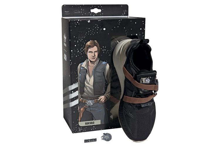 Adidas ZX 2K Boost Han Solo x Star Wars