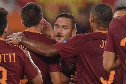 Pandangan Totti soal Kehebatan Messi dan Ronaldo