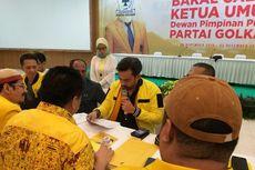 Komite Pemilihan Ketua Umum Golkar Terima Berkas Pendaftar Pertama
