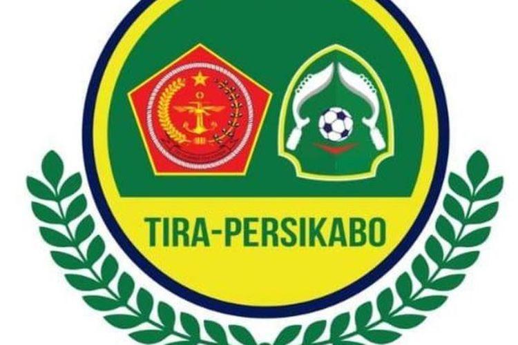 Logo Tira-Persikabo yang merupakan nama baru PS Tira setelah merger dengan Persikabo Bogor.