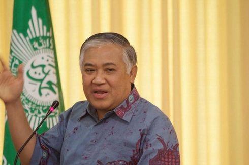 Din Syamsuddin Pertanyakan BPJS Haram ke Bidang Fatwa