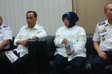 Menhub-Risma Bahas Proyek Trem Antisipasi Kemacetan di Surabaya