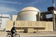 Satu-satunya Pembangkit Listrik Tenaga Nuklir Iran Ditutup Darurat