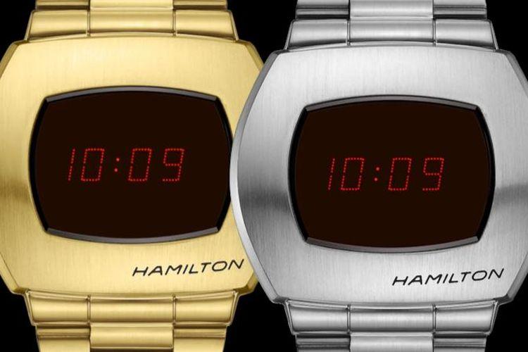 Jam digital pertama di dunia kembali dirilis