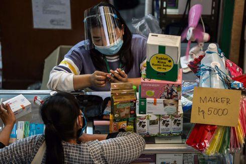 Distribusi Tersendat, Harga Obat di Pasar Pramuka Naik 2-5 Persen Awal Bulan Ini