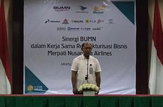 Kerja Sama Terhenti, Merpati Airlines Tunggu Langkah Direksi Baru Garuda