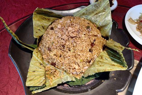 Menu Spesial Imlek di Restoran Tien Chao, Cicipi Nasi Goreng Teratai