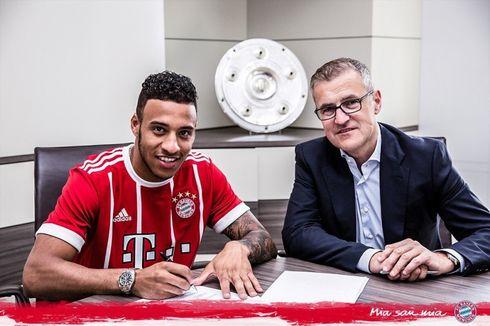 Apa Alasan Bayern Muenchen Berani Rekrut Tolisso dengan Harga Tinggi?