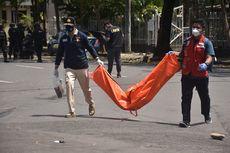 Paus Fransiskus Doakan Korban Bom Katedral Makassar saat Minggu Palma