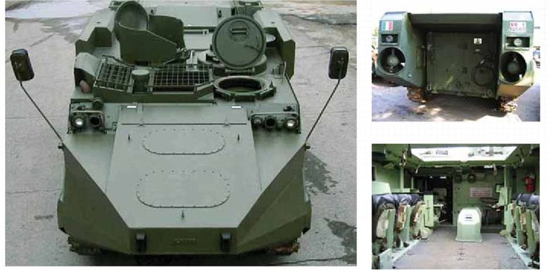 Tank Amfibi Arisgator