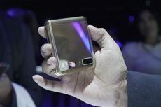 Samsung Galaxy Z Flip Punya Layar 1,1 Inci, Apa Fungsinya?