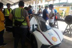 Inovasi Mobil Efisien Energi Binus Aso Melaju di Final Shell Eco Asia