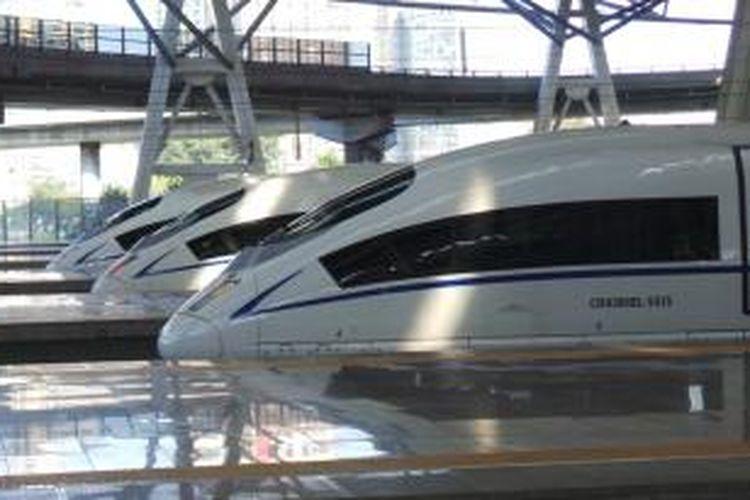 Kereta cepat China