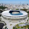 Mengupas Kecanggihan Stadion Nasional Jepang, Mampu Menyerap Energi Gempa