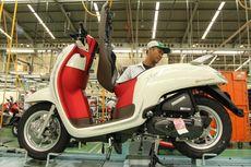 Scoppy Warna Baru dan Harga Skutik 125 cc Agustus 2019