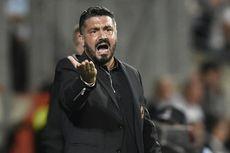 Resmi Latih Napoli, Gennaro Gattuso Sebut Peringkat Tim Memalukan