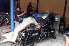 Polisi Tahan Pengemudi Harley yang Tewaskan Pengguna Jalan di Bogor