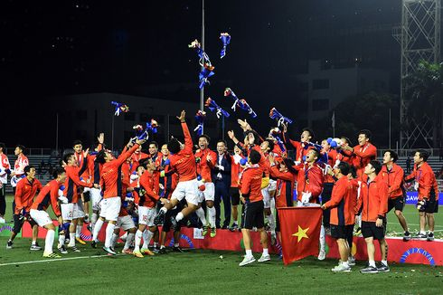 SEA Games 2019, Kesuksesan Vietnam Kawinkan Medali Emas Sepak Bola