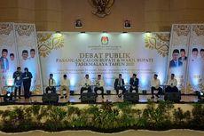 Quick Count LSI Denny JA Data 99,00 Persen Pilkada Kabupaten Tasikmalaya: Iwan-Iip Unggul
