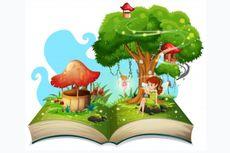 Tips Bacakan Buku Anak Sesuai Usia Mereka