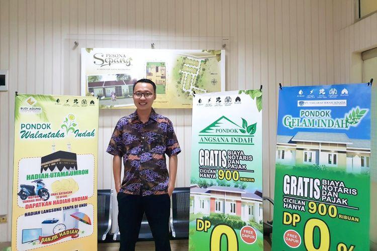 PT ACE Property Development menawarkan solusi bagi masyarakat untuk mendapatkan rumah bersubsidi layak huni dan terjangkau. CEO PT ACE Property Development Finddy Wong mengatakan, dari program ini perusahaan menargetkan penjualan Rp 30 miliar.