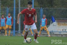 Timnas U19 Indonesia Vs Makedonia Utara, Shin Tae-yong Puji Elkan Baggott