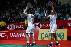 Final Indonesia Masters 2020, Greysia/Apriyani Raih Gelar Juara