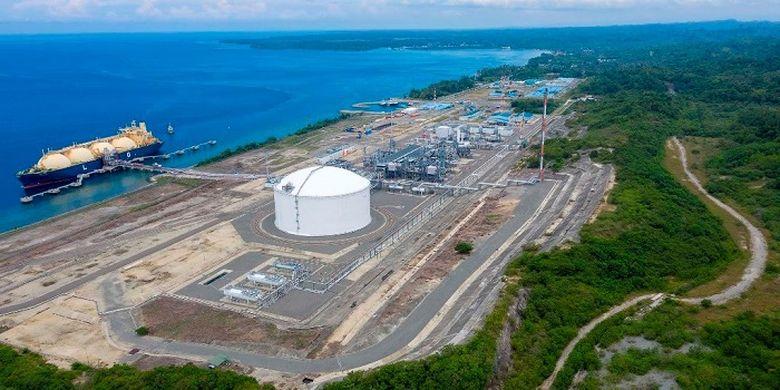 PGN telah menyalurkan lebih dari 250 BBTUD gas bumi hasil regasifikasi LNG.