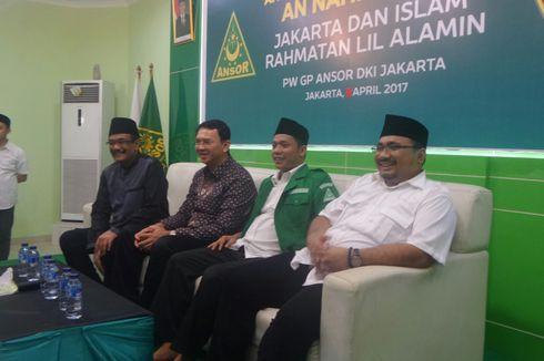 Sempat Dukung Agus-Sylvi, Ketua GP Ansor DKI Kena Sindir Ahok-Djarot
