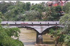 Menengok Kondisi Jembatan Panus Depok
