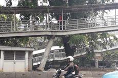 Bina Marga Jakbar: Kerusakan JPO RS Sumber Waras Akan Ditangani PT Transjakarta