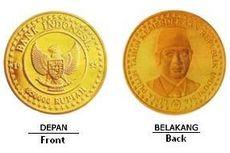Bukan Uang Koin Gambar Sawit, Ini Uang Logam Termahal Bank Indonesia