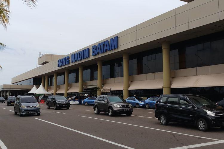 Bandara Hang Nadim Batam.