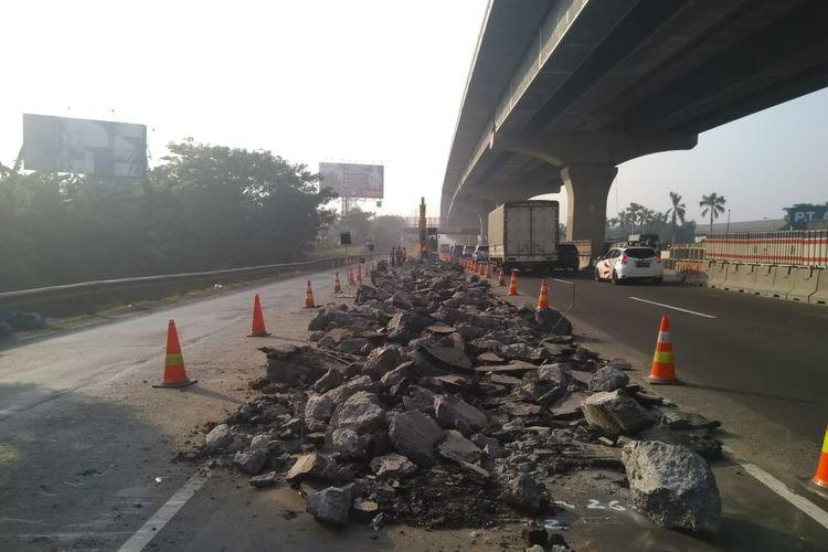 Pemeliharaan Jalan Tol Jakarta-Cikampek