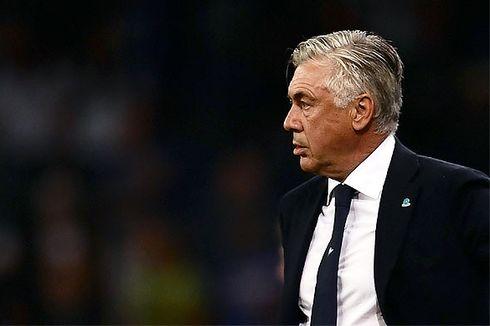 Napoli Beri Kesempatan Ancelotti Dua Laga untuk Buktikan Diri