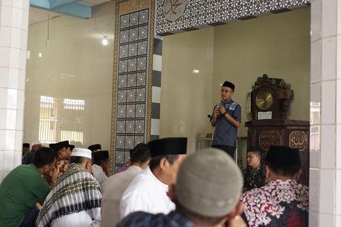 Setelah Resmi ke PSI, Faldo Maldini Turun ke Masyarakat Dukung Perda Syariah