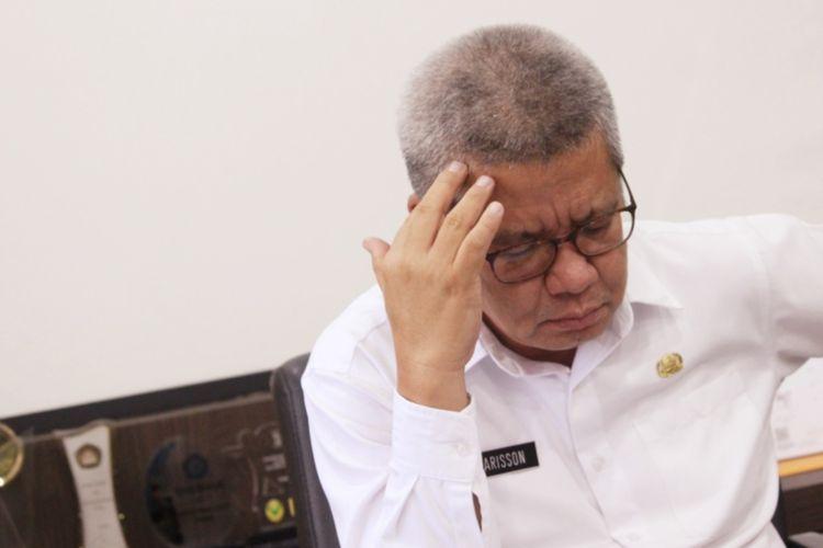 Kepala Dinas Kesehatan Kalimantan Barat Harisson