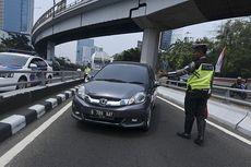 Selain 25 Ruas Jalan, Ganjil Genap Juga Berlaku di 28 Gerbang Tol