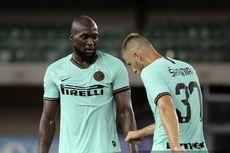 Hasil dan Klasemen Liga Italia, Inter Makin Tenggelam dalam Perburuan Gelar