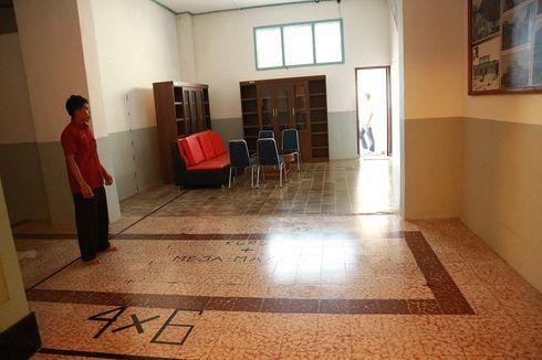 Melongok Bekas Penjara Bung Hatta di Wisma Menumbing