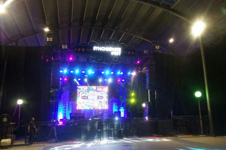 District Stage di Synchronize Fest 2017